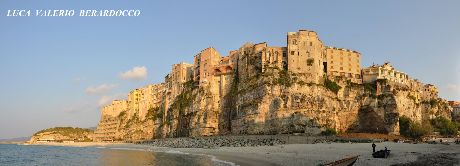 TROPEA - La Rocca sul Tirreno  -  Clicca la Foto  -  Click on the Photo