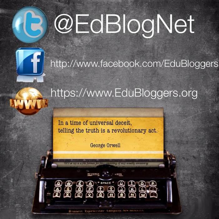 Member of the Education Bloggers Network
