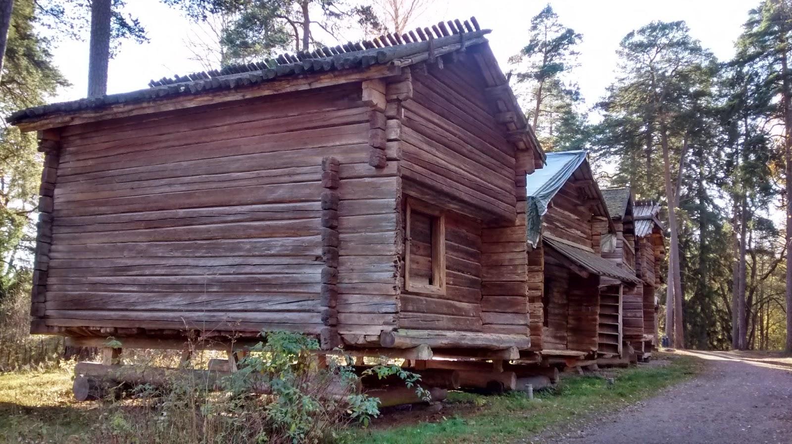 Um museu a céu aberto na Finlândia