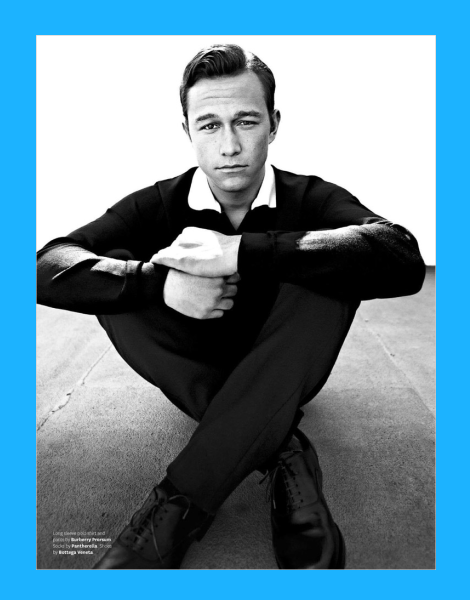 Joseph Gordon-Levitt by Kai Z Feng for OUT Magazine