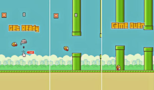 Flappy Bird phones on sale on eBay from $300 to $90,000, iPhone 5S With Flappy Bird Installed Is Selling, Flappy Bird' takedown, phones with the game list for thousands