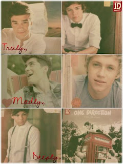 Download Mp3 One Direction - Truly, Madly, Deeply