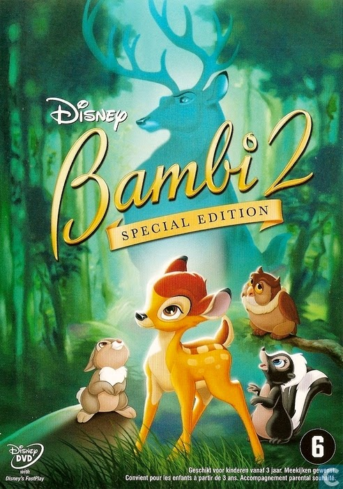 Watch Bambi 2 (2006) Online For Free Full Movie English Stream