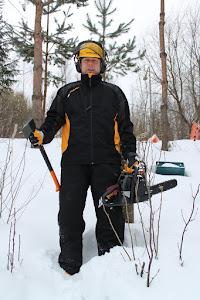 Tamperelainen talonmies, puutarhuri, mökkitalkkari, talkkari ihan miten vaan hoitelee tarpeitanne