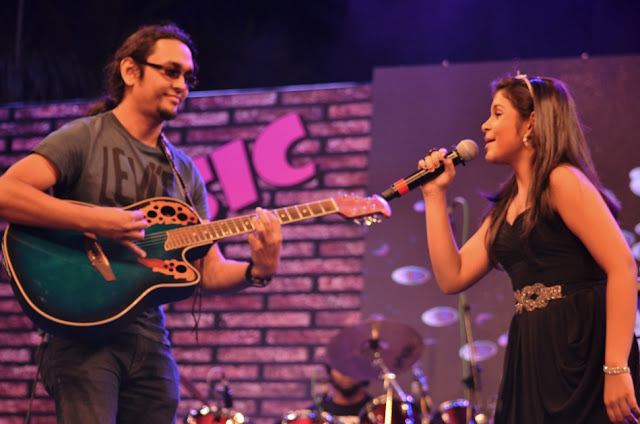 Jim Ankan Deka and Antara Nandy - Alive India Concert - Parmita Borah Photography