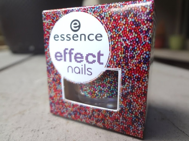 essence effect nails, candy buffet