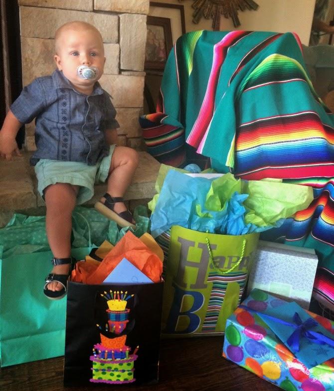 The Holland House: Birthday Boy