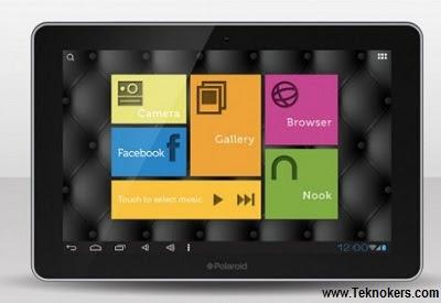 Polaroid M10 Harga dan Spesifikasi, gambar dan fitur tablet polaroid m10 terbaru, tablet android jelly bean murah terjangkau