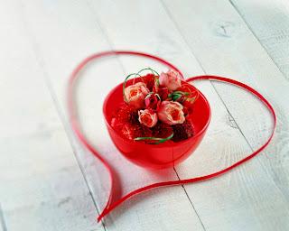 Tazón de fuente de amor