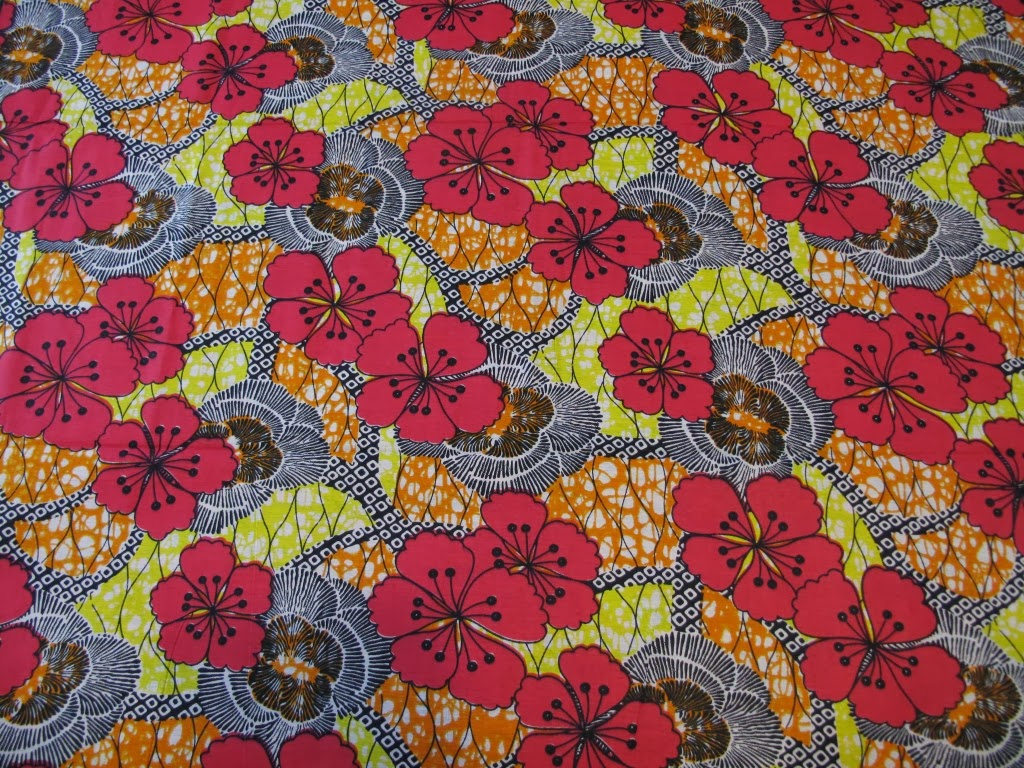 African Wax Prints - simpleintrigue.com