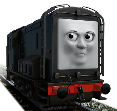 diesel from thomas and friends - photo #2
