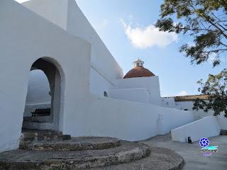 SANTA EULÀRIA  PUIG DE MISSA - IBIZA