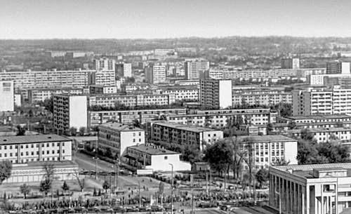 Старый Ташкент.