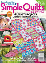 Simple Quilts and Sewing 2012