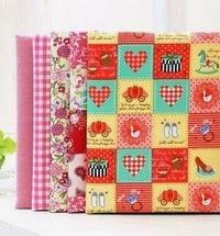 Красивые ткани для шитья и рукоделия