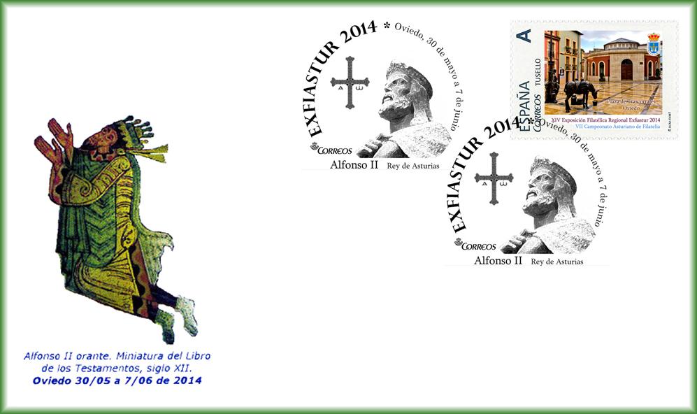Sobre Alfonso II  Exfiastur 2014