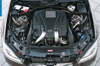 Mercedes s350 engine - صور محرك مرسيدس s350