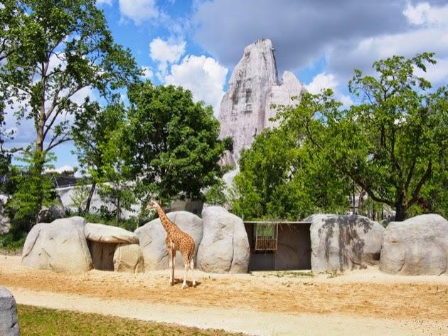 La butte aux cailles paris o voir des animaux paris for Jardin animaux paris