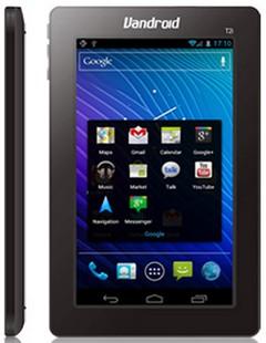 Spesifikasi dan Harga Tablet Advan Vandroid T2I Januari 2013