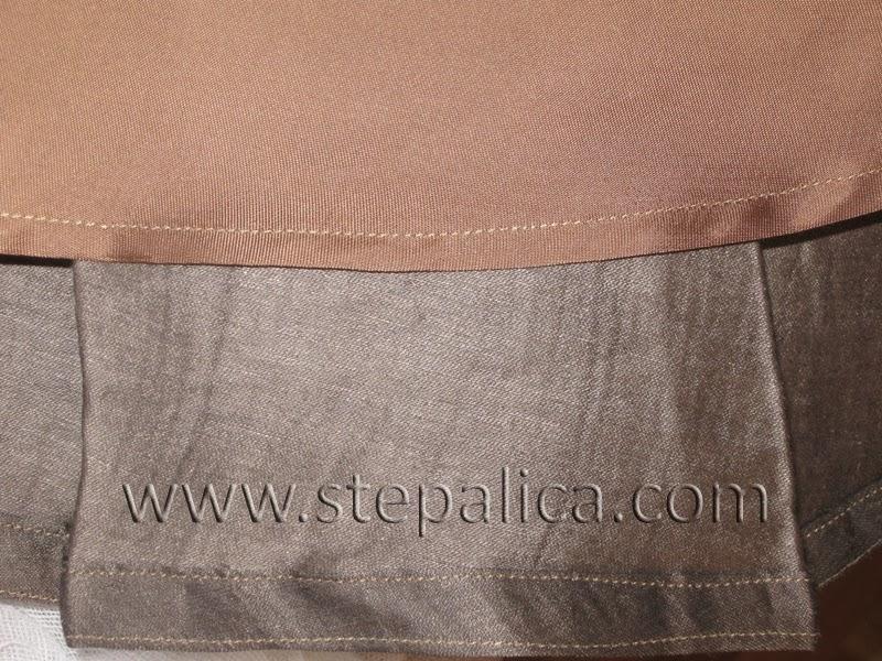 Štepalica: Zlata kroj za suknju - varijacija B
