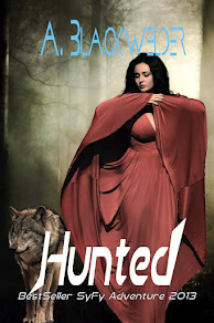 HUNTED, Book 1 (Alien Invasion )