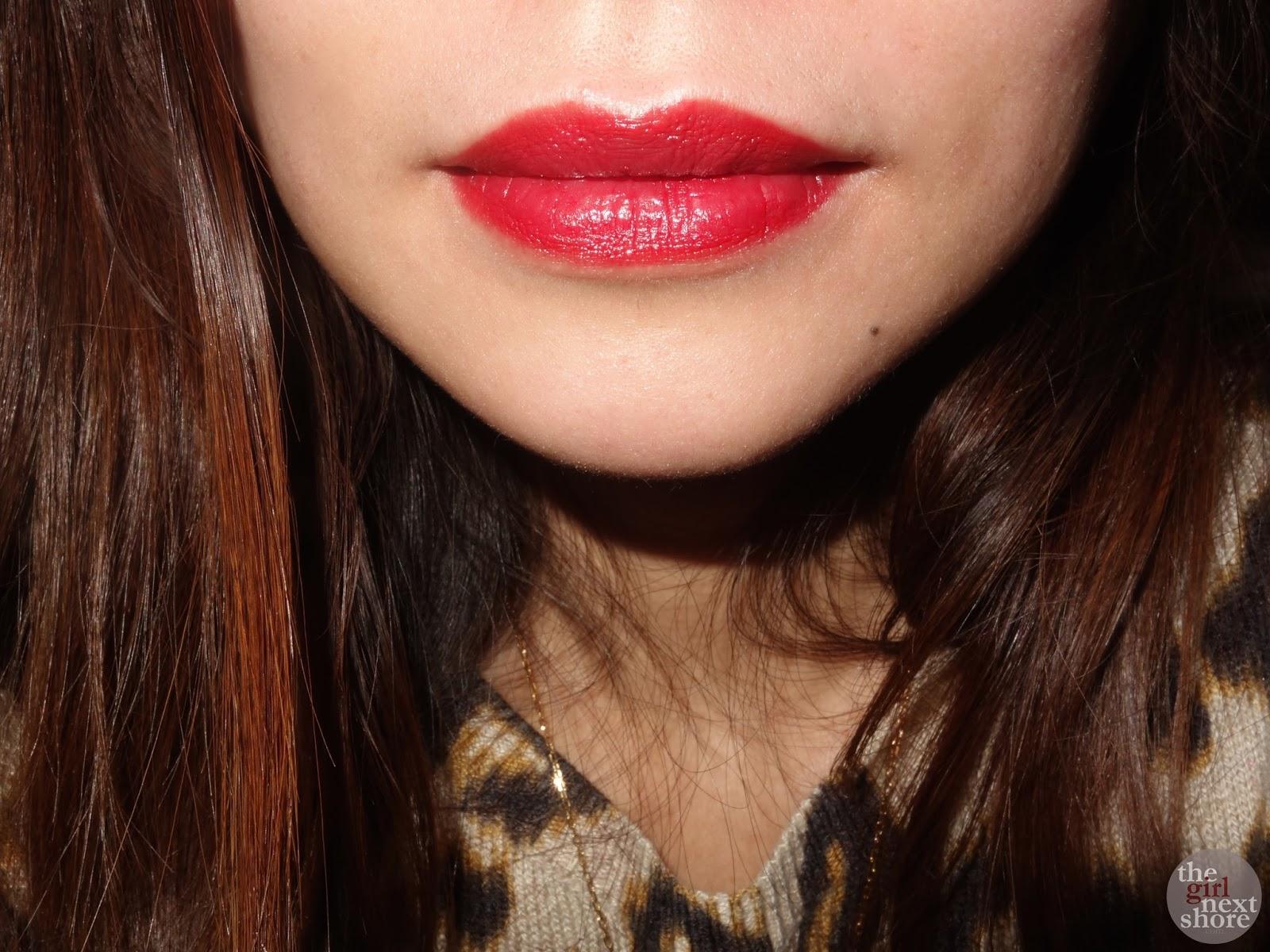 lipstick love  chanel rouge coco 19 gabrielle