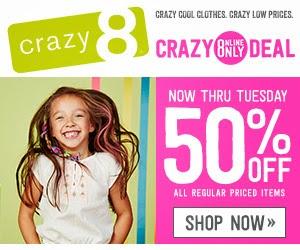 Crazy 8 Store