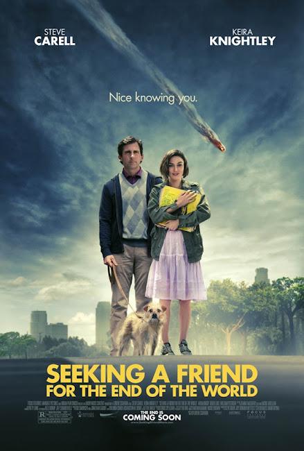 (ตัวอย่างหนังใหม่) (ซับไทย) Seeking a Friend for the End of the World (โลกกำลังจะดับ แต่ความรักกำลังนับหนึ่ง)
