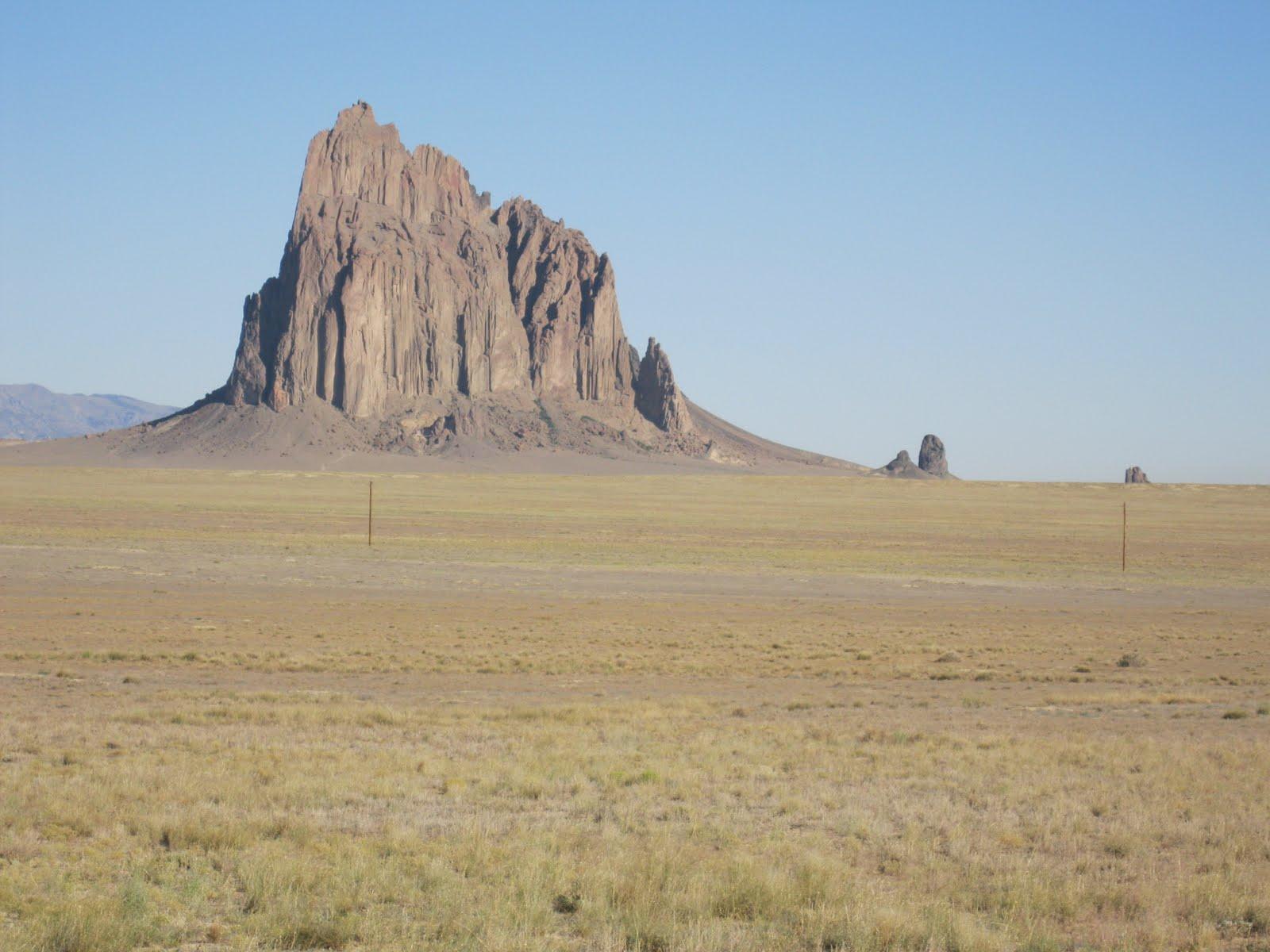 Four Corners Hikes-Navajo Nation: Shiprock and Buffalo ...