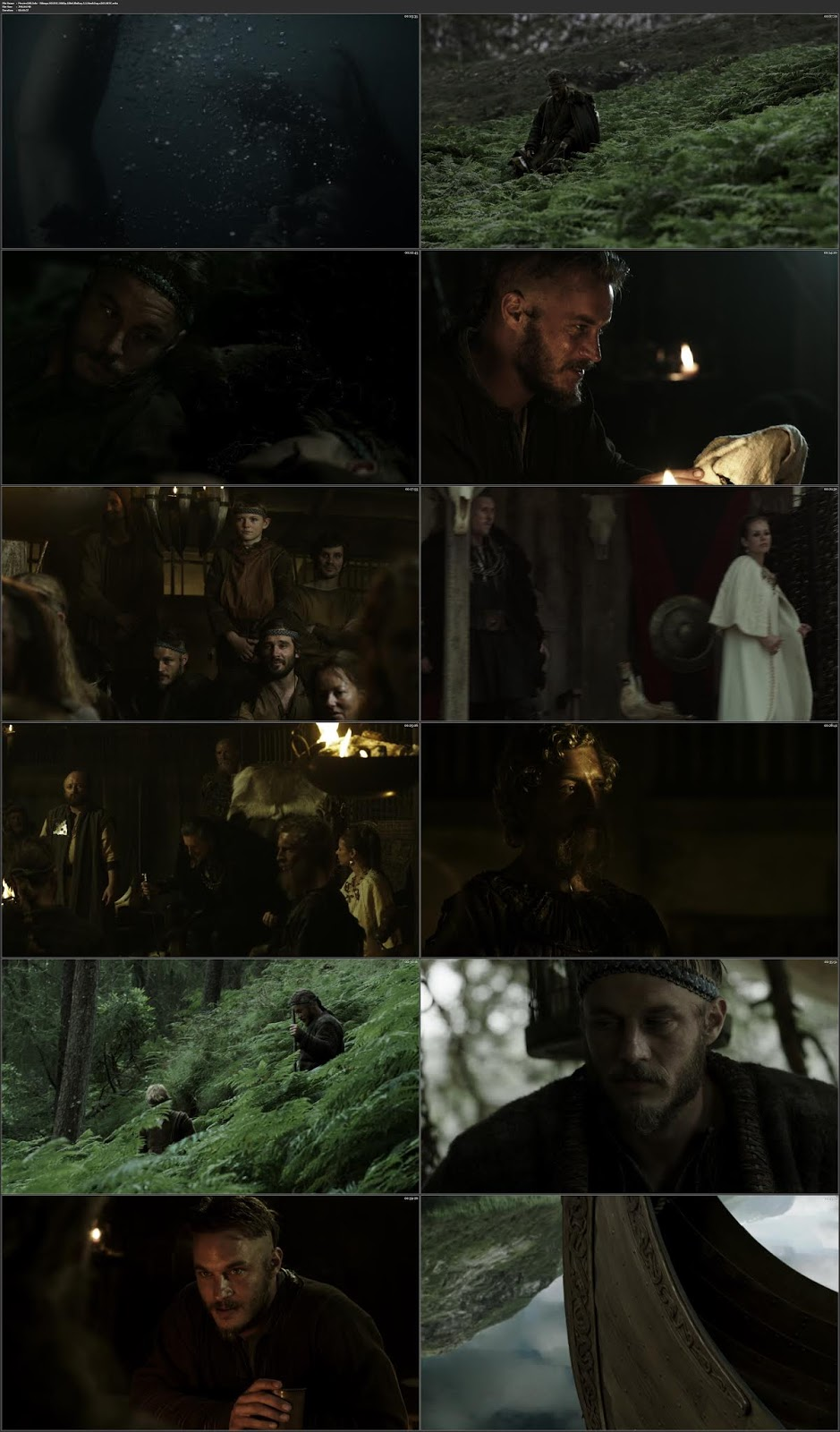 Vikings Season 1 Hindi Episode 1 Dual Audio Hindi 1080p BluRay 720p