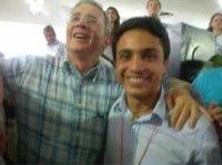Presentan nuevo video que involucra al ex presidente Álvaro Uribe y a Lorent Saleh