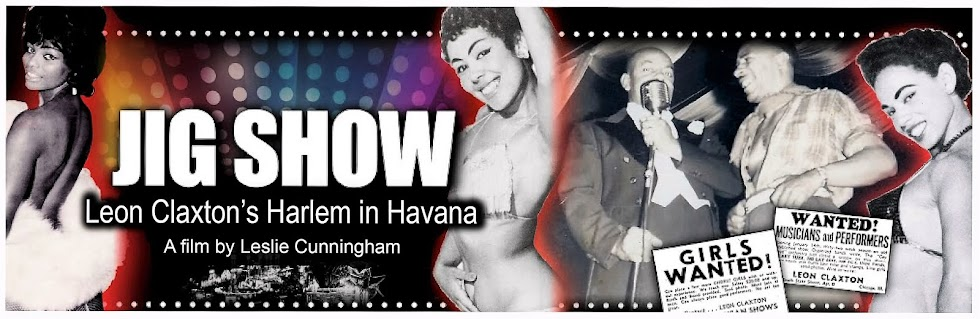 JIG SHOW: Leon Claxton's Harlem in Havana