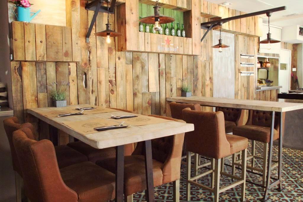 Rita Sibarita,restaurante,montecarmelo,calidad,original,cocina fusión