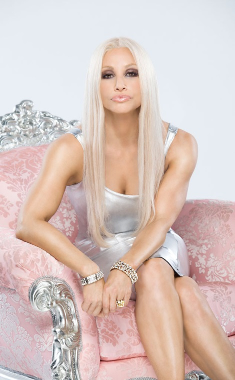 Gina Gershon as Donatella Versace