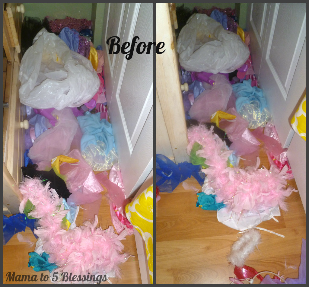 HOW TO CREATE U0026 ORGANIZE AN DRESS UP AREA FOR LITTLE GIRLS