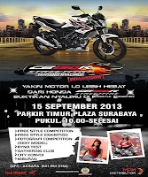 poster cb150r streetfire