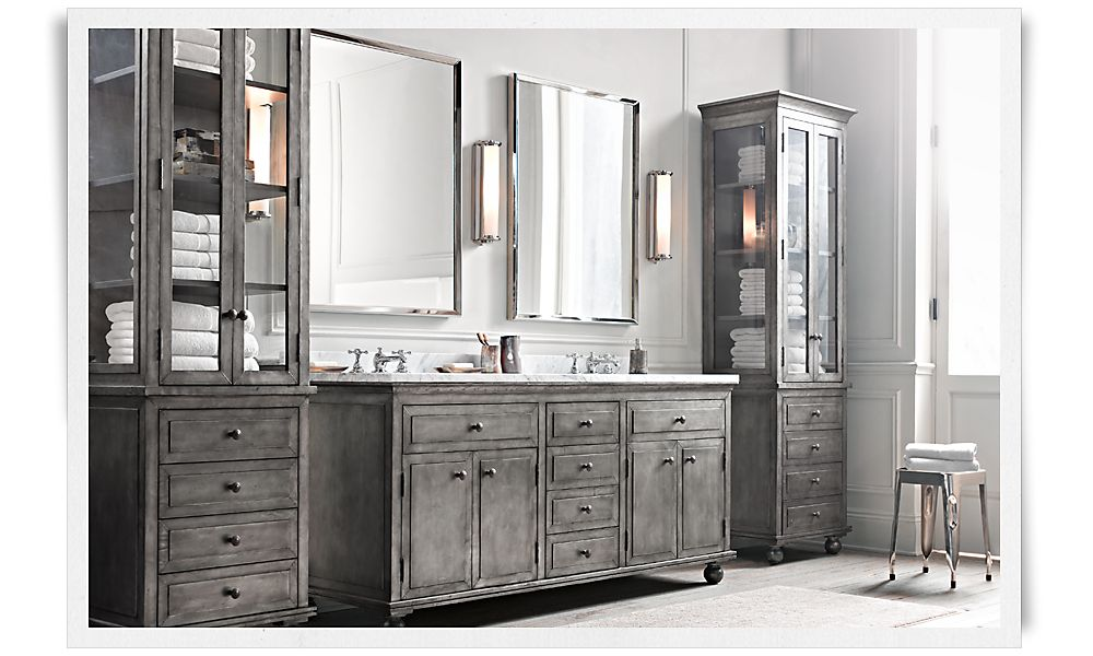 Dressed Up Buttoned Down New Inspiration Restoration Hardware