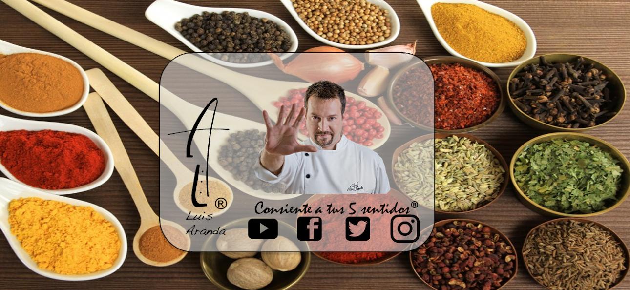 Chef Luis Aranda ®