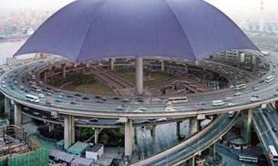 largest umbrella
