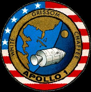 Insignia del Apolo 1