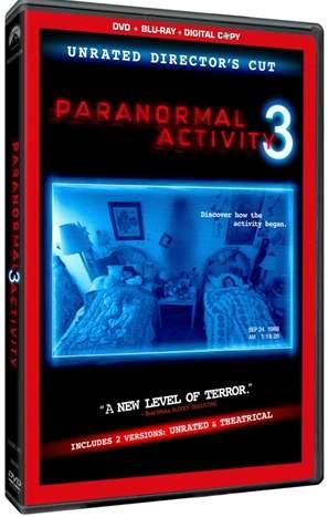 Paranormal Activity 3 UNRATED Descargar 720p HD Español Latino Dual BRRip 2011