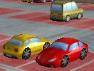 3D Otopark Arabası Oyunu