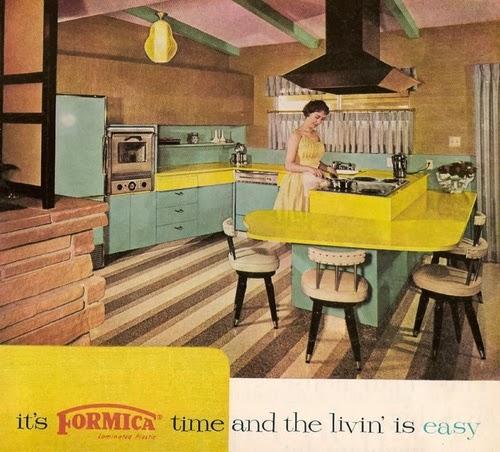Retro Kitchen Inspiration: MidCeylon-tury: RETRO KITCHEN INSPIRATION