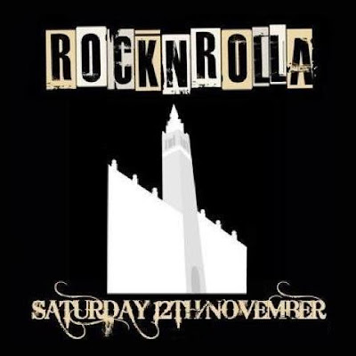 RockNRolla, The Rooftop Launch, Birmingham Clubbing