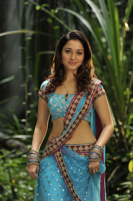 Actress Tamanna Navel Show Photos