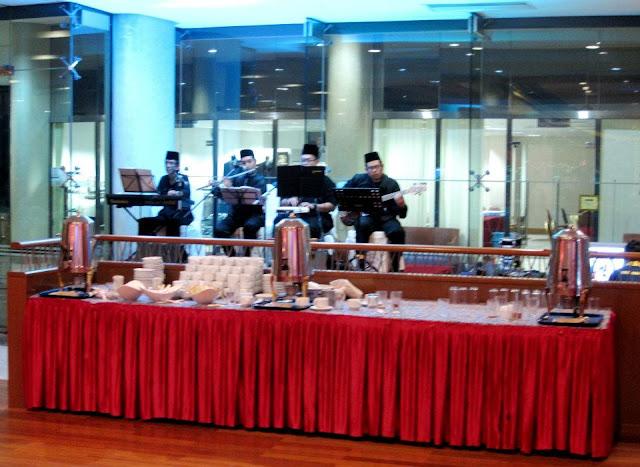 Majlis Iftar di PICC bersama rakan kongsi GLG dalam Premium Beautiful Corset business bersama hanis