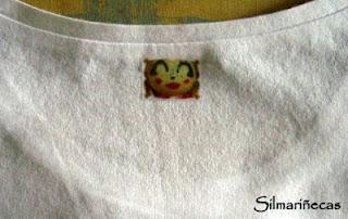 cómo decorar una camiseta y un pantalón con lejia-