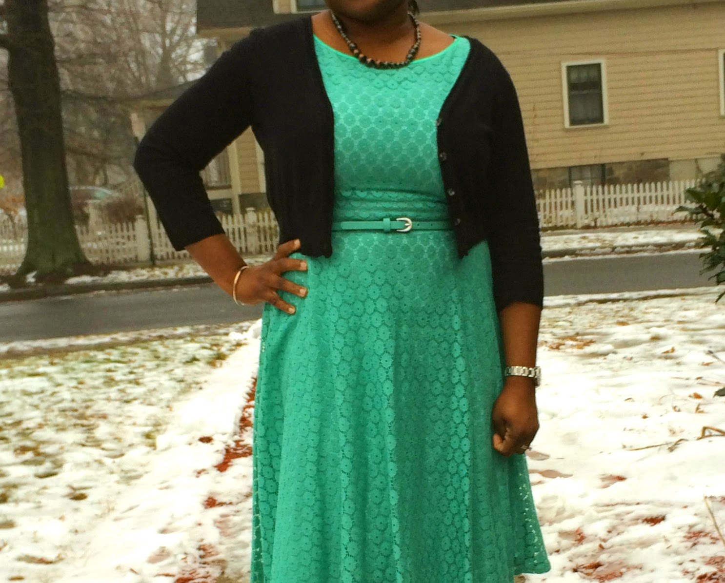 Mint Belt, Mint Dress, Bridesmaid dress