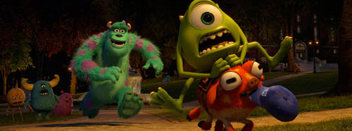 Monsters University Pixar 2013