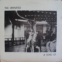 The Animated - 4 Song EP (1981, Play)